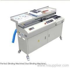 perfect binding machine