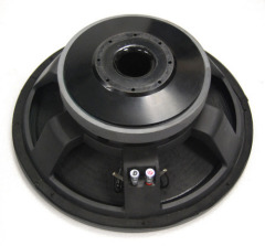 "15"" strong frequency subwoofer"