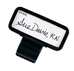 Stethoscope Name Tag