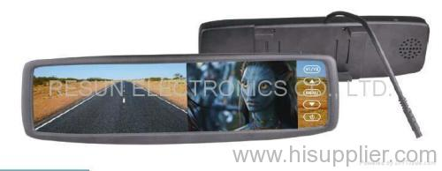 Clip on Anti-Glare Rearview Mirror