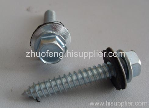 hex washer head self-tapping screw