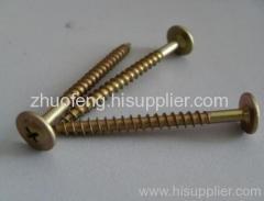 wafer head chipboard screw