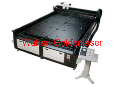 CO2 CNC Professional Glass Sandblast Materials Laser Cutting Machine