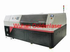 CNC CO2 High Precision Curtain Fabric Laser Cutting Machine
