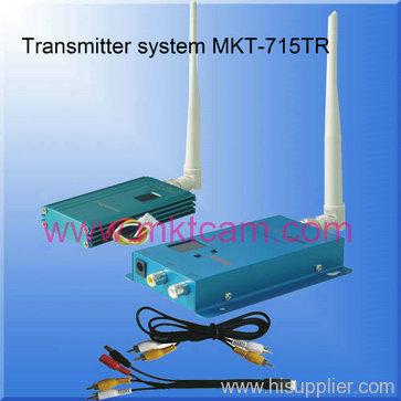 MKTCAM 1.5GHZ 700mW Spy Mini Wireless Video Transmitter System
