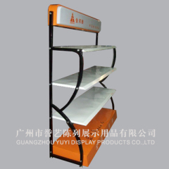iron display stand