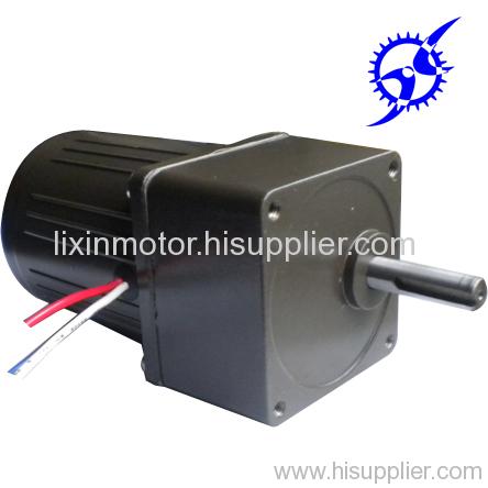 AC gear or geared motor