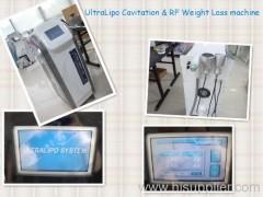 UltraLipo Cavitation & RF weight loss machine