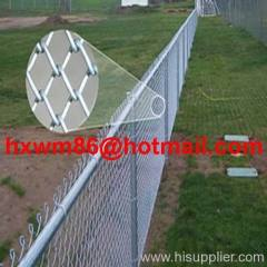 Chain-link Fence Mesh
