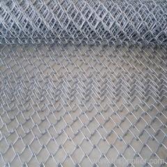 chain link fencing for project