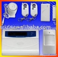 lcd burglar alarm
