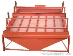 protable crusher and vibrating screen