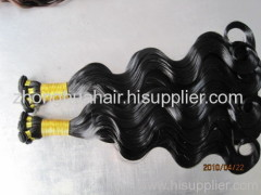 remy indian hair handtied weft