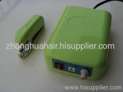 ultrasonic hair connector hair extension machine fashion hair iron hair connector