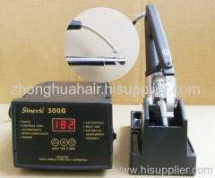 hair extension machine ultrasonic hair connector fashion hair iron hair connector