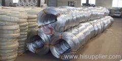 cold galvanized iron wire