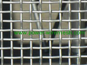 Big wire stainless steel window screen