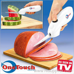 one touch electric knife
