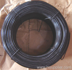 annealed black iron wire