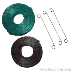 Black loop wires