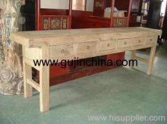 Antique Dongbei Long Table