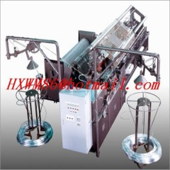 Automatic Cain Link Fence Machine