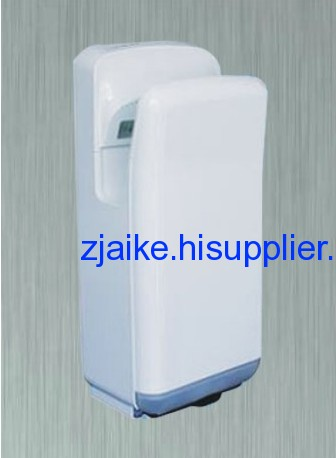 dual jet hand dryer
