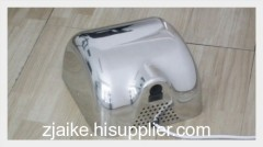 Stainless automatic hand dryer