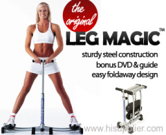 leg magic exercise machine