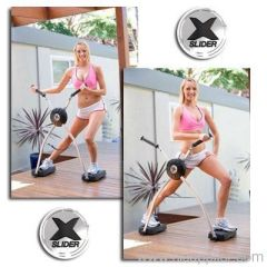 X Slider Total Body Workout