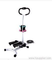 Impex Stepper with Dumbbells