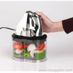 Dualetto- double action food processor