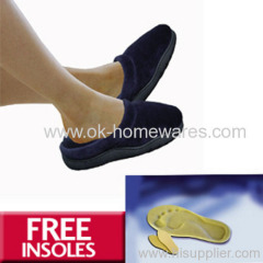 memory foam slipper