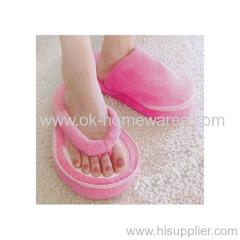 foam slipper
