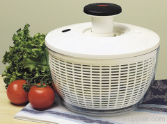 automatic salad spinner