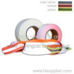 Antiflame reflective tape,flame retardant reflective tape