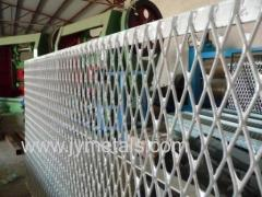Hot-dip Galvanized Expanded Metals