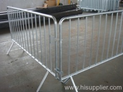 Temporary fences
