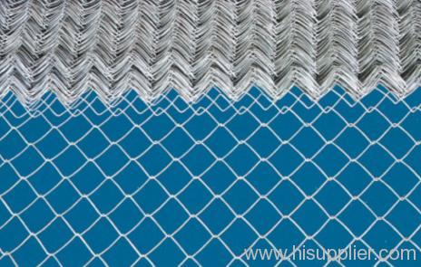 Welded mesh