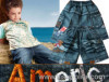 kids fashion jean cheap trousers