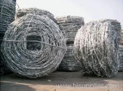 Cross type Razor Barbed Wire