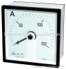 Long Scale Panel Meter 240° Moving Instrument DC Ammeter