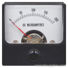 P45 Moving Coil instrument DC Ammeter
