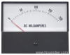 W130 Moving Coil Instrument DC Ammeter