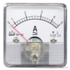 50 Moving Iron Instruments AC Ammeter