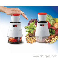 Zyliss Easy Chop Food Chopper With Smart Base