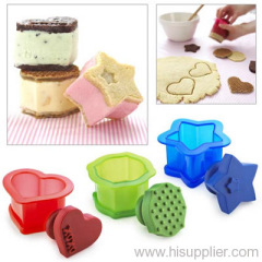 ice cream sandwich moulds