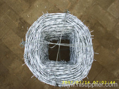 electron galvanized barbed wire