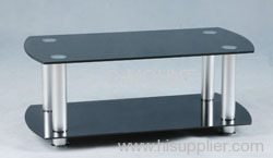 Black TV Stand for LCD TV
