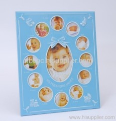 square Baby Photo Frame